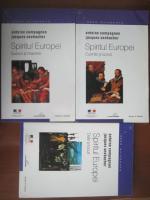 Anticariat: Antoine Compagnon - Spiritul Europei (3 volume)