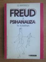 Anticariat: C. Bratescu - Freud si psihanaliza in Romania