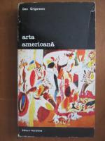 Anticariat: Dan Grigorescu - Arta americana