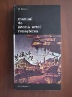 Anticariat: George Oprescu - Manual de istoria artei. Renasterea
