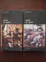 Anticariat: Hans Sedlmayr - Epoci si opere (2 volume)