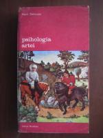 Henri Delacroix - Psihologia artei
