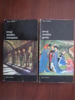 Anticariat: Henri Focillon - Arta Occidentului. Evul Mediu romanic, Evul Mediu gotic (2 volume)