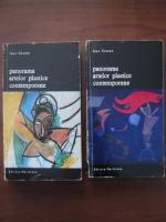 Anticariat: Jean Cassou - Panorama artelor plastice contemporane (2 volume)