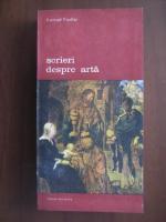 Anticariat: Konrad Fiedler - Scrieri despre arta
