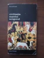 Anticariat: Konrad Onasch - Civilizatia marelui Novgorod