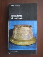 Anticariat: Marija Gimbutas - Civilizatie si cultura
