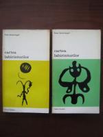 Anticariat: Paolo Santarcangeli - Cartea labirinturilor (2 volume)