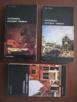 Anticariat: Pierre Chaunu - Civilizatia Europei clasice (3 volume)