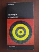 Anticariat: Rene Berger - Mutatia semnelor