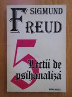 Anticariat: Sigmund Freud - 5 lectii de psihanaliza