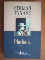 Anticariat: Stelian Tanase - Playback