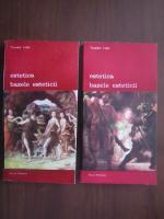 Anticariat: Theodor Lipps - Estetica. Bazele esteticii (2 volume)