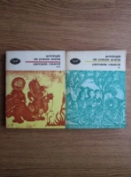 Anticariat: Antologie de poezie araba. Perioada clasica (2 volume)