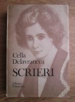 Anticariat: Cella Delavrancea - Scrieri