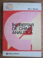 Anticariat: Dan I. Seracu - Indreptar de chimie analitica. Tabele, diagrame, programe