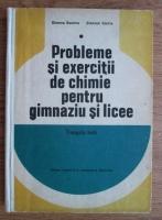 Anticariat: Diaconu Dumitru - Probleme si exercitii de chimie pentru gimnaziu si licee