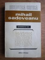 Anticariat: Fanus Bailesteanu - Mihail Sadoveanu interpretat de...