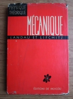 L. Landau - Mecanique