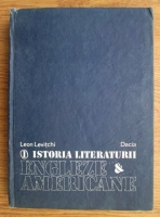 Leon Levitchi - Istoria literaturii engleze si americane