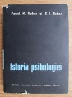 Anticariat: Mihai Ralea - Istoria psihologiei