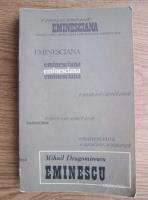 Anticariat: Mihail Dragomirescu - Eminescu
