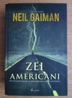 Neil Gaiman - Zei americanii