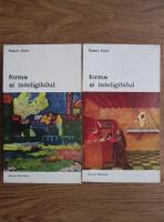 Anticariat: Robert Klein - Forma si inteligibilul (2 volume)