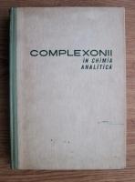 Rudolf Pribil - Complexonii in chimia analitica