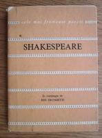 Shakespeare - Sonete (colectia Cele mai frumoase poezii)