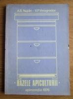 Anticariat: A. S. Nujdin - Bazele apiculturii