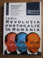 Anticariat: Bogdan Teodorescu - Revolutia portocalie in Romania
