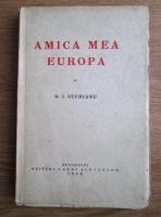 D. I. Suchianu - Amica mea Europa (1939)