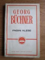 Anticariat: Georg Buchner - Pagini alese