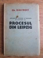 Anticariat: Gh. Dimitroff - Documente, scrisori si insemnari in legatura cu procesul din Leipzig (1944)