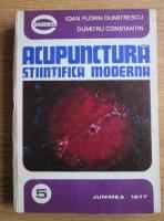 Ioan Florin Dumitrescu - Acupunctura stiintifica moderna
