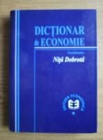 Anticariat: Nita Dobrota - Dictionar de economie