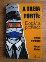 Ovidiu Hurduzeu - A treia forta: Romania profunda