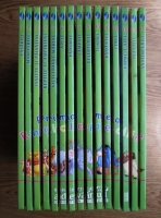 Prima mea enciclopedie cu Winnie Ursuletul si prietenii sai (15 volume)
