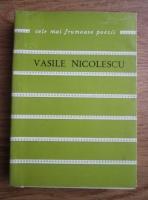 Anticariat: Vasile Nicolescu - Poeme (colectia Cele mai frumoase poezii)