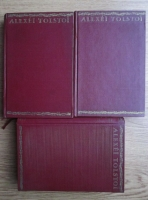 Anticariat: Alexei Tolstoi - Le chemin des tourments (3 volume)