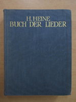 Anticariat: Heinrich Heine - Buch Der Lieder (1922)