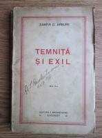 Anticariat: Zamfir C. Arbure - Temnita si exil (1923)