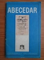 Anticariat: Abecedarul. Metoda noua de scriere si cetire