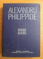 Anticariat: Alexandru Philippide - Opere alese
