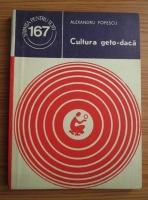 Anticariat: Alexandru Popescu - Cultura geto-daca