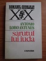 Anticariat: Antonio Lobo Antunes - Sarutul lui Iuda. Memorie de elefant
