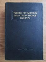 Anticariat: B. A. Andrianov - Dictionar politehnic ruso-roman