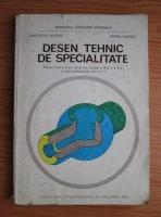 Gheorghe Husein - Desen tehnic de specialitate