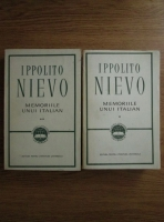 Ippolito Nievo - Memoriile unui italian (2 volume)